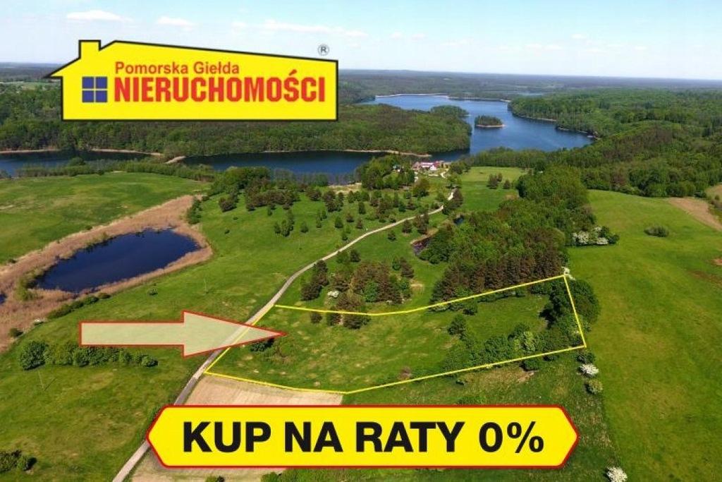 Działka, Sikory, Czaplinek (gm.), 11622 m²