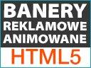 BANERY REKLAMOWE HTML5 ADWORDS ANIMOWANE KPL 20SZT