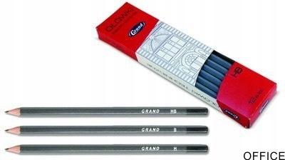Ołówki tech.5B(12)TINGE/UNIONL 160-1352 KW