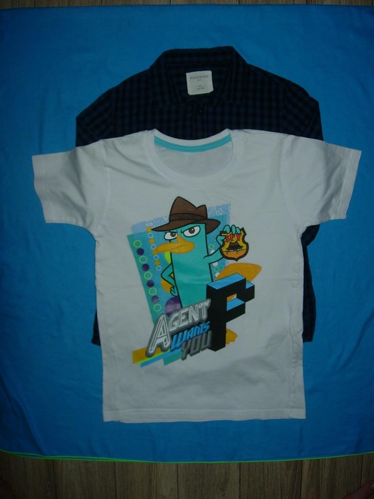 Koszula Reserved 140+ koszulka