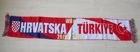 Chorwacja - Turcja Euro 2008 (szalik)
