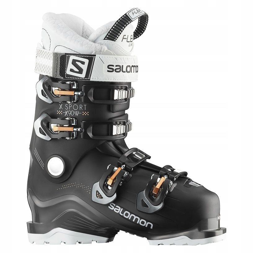 Buty narciarskie Salomon QST Access 90 Czarny 282