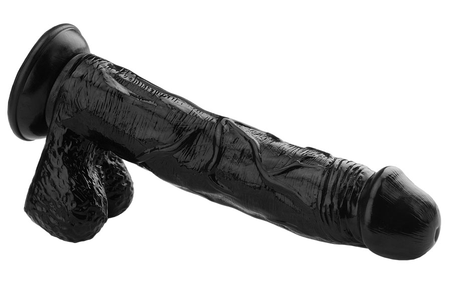 daj mi tego wielkiego czarnego kutasa