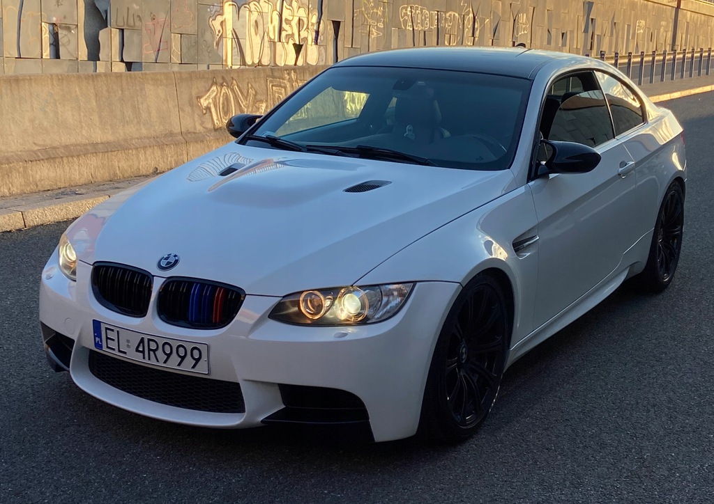 Bmw E92 m3 Limited Edition Carbon Bezwypadkowy