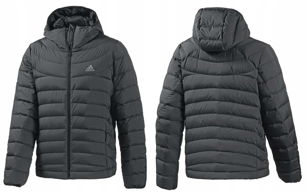 Adidas DG90 Light Weight kurtka puchowa męska LXL