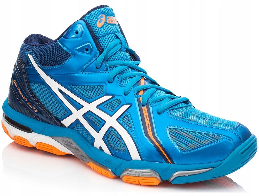 Asics Buty siatkarskie Gel Volley Elite 3 MT M B501N 4301