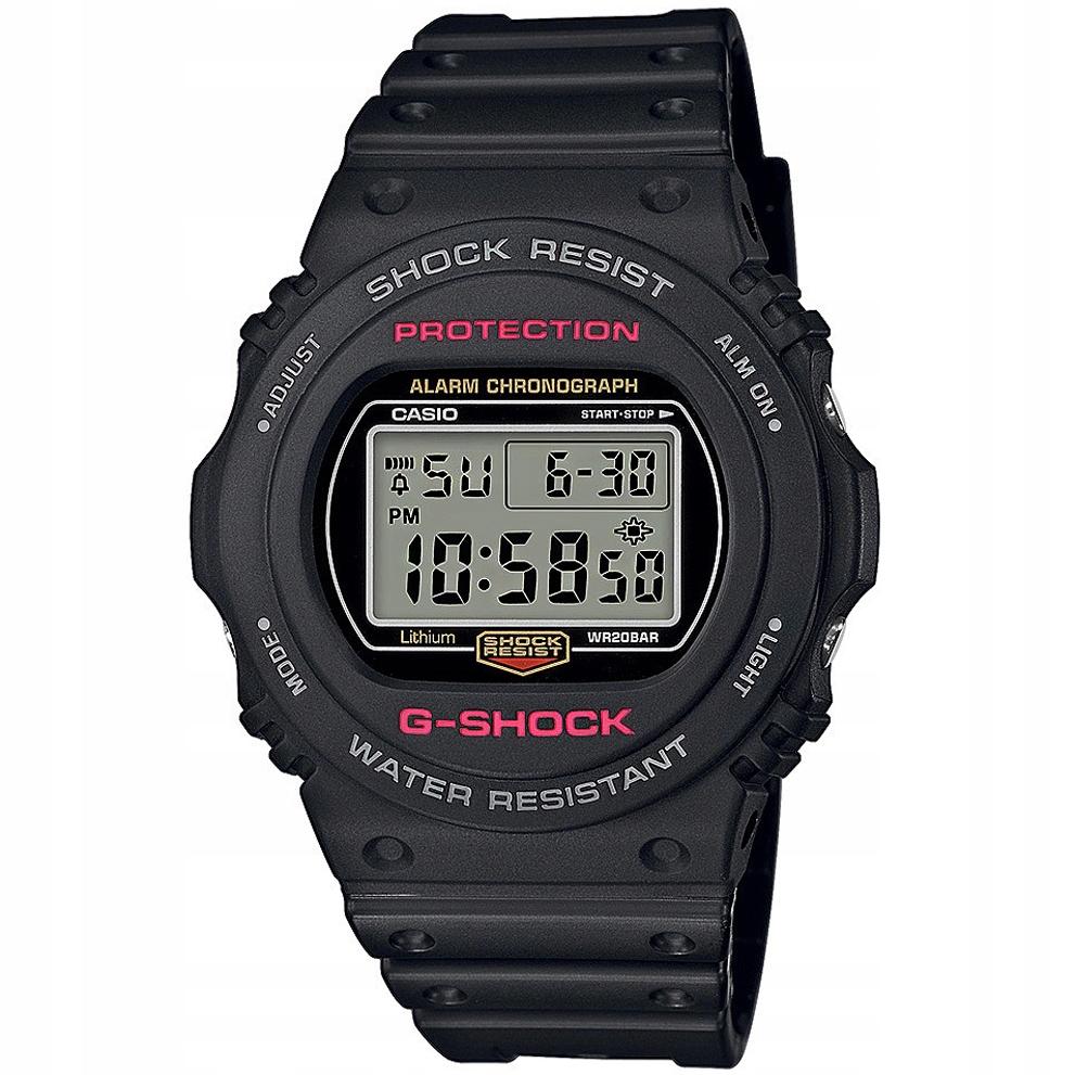 CASIO zegarek G-SHOCK na KOMUNIĘ dla chłopca + BOX