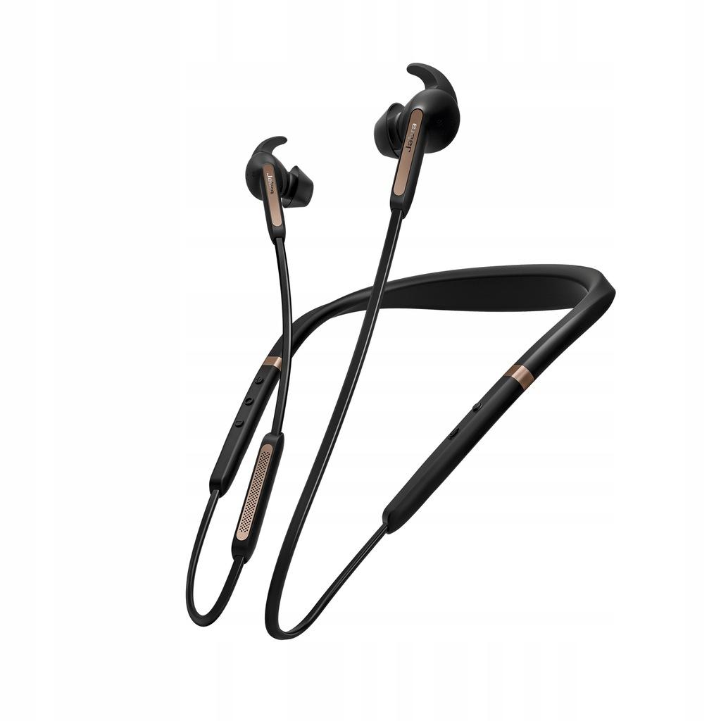 Słuchawki bluetooth JABRA ELITE 65e copper używane