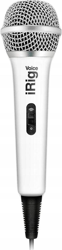 IK Multimedia iRig Voice MIKFORON SMARTPHONE TABLE