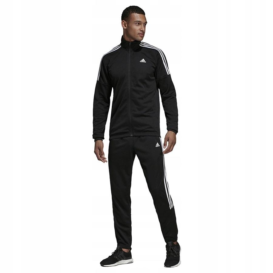 Dres adidas MTS Team Sports DV2447 czarny M!