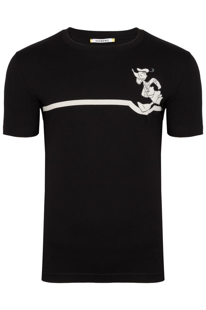 ICEBERG - T-shirt - koszulka - MEN - Roz. XL