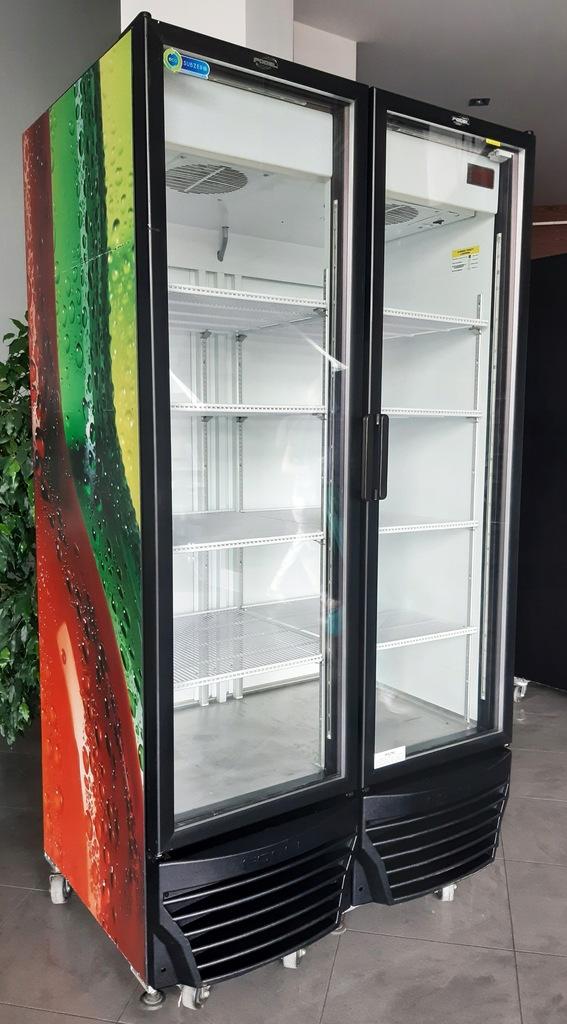 Witryna chłodnicza FOGEL 110cm jak NOWA regał szaf