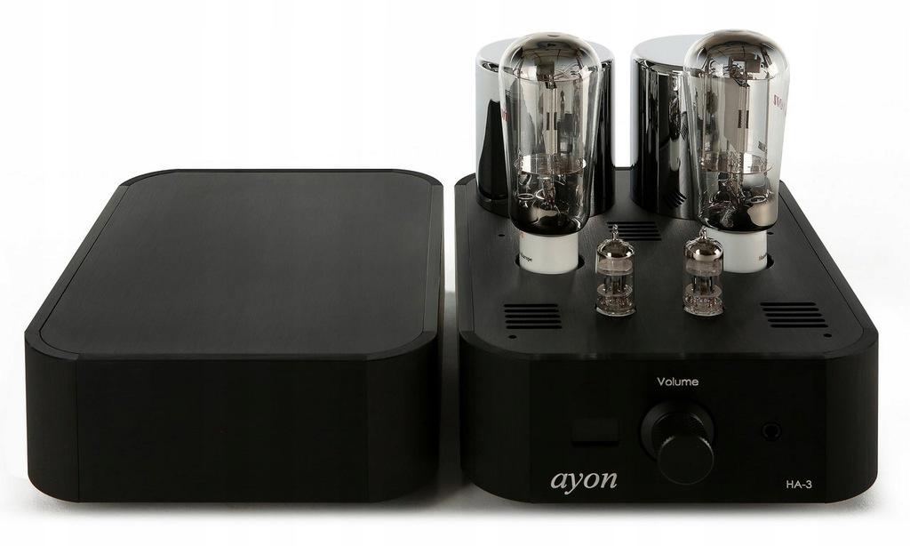 Lampowy wzmacniacz słuchawkowy Ayon HA-3