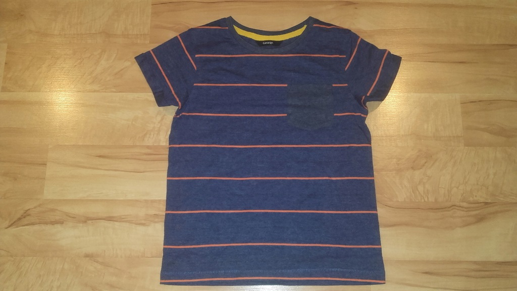 George T-shirt Koszulka 6-7 lat 116-122 cm