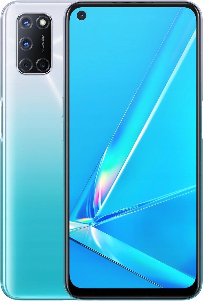 Smartfon OPPO A72 Błękitny
