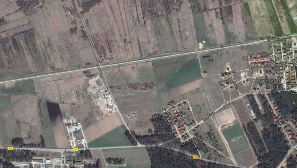 Działka, Mosty, Kosakowo (gm.), 1600 m²