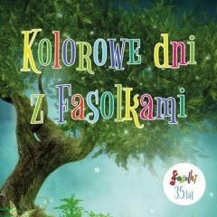Kolorowe dni z Fasolkami - 35 lat CD +ZAKŁADKA