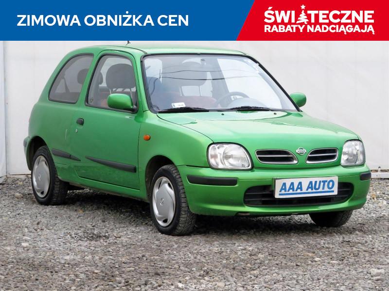 Nissan Micra 1 0 I 16v 1 Wlasciciel Gaz 9967356851 Oficjalne Archiwum Allegro