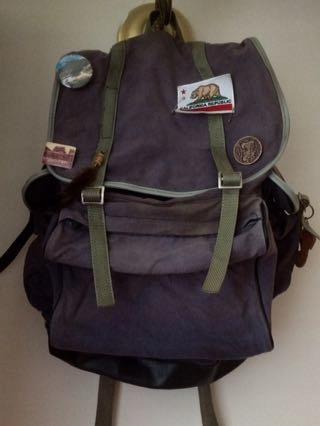 Plecak harcerski backpacker