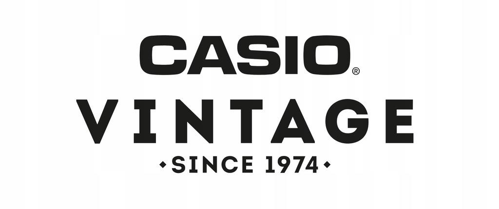 Casio A700WEM 7AEF Zegarek Casio VINTAGE Maxi Slim Vintage