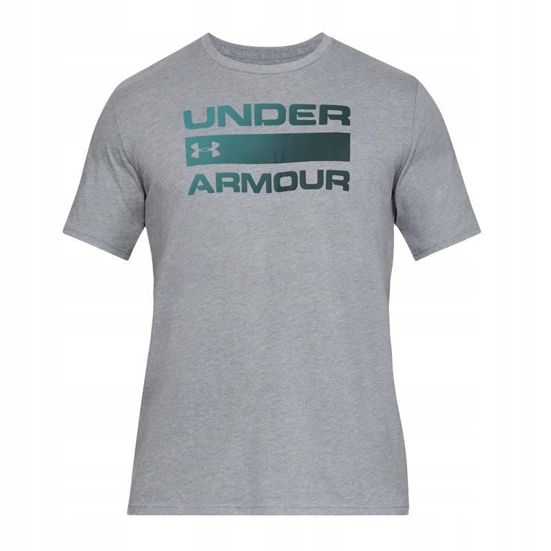 Under Armour Team Issue Wordmark T-Shirt 035 L!