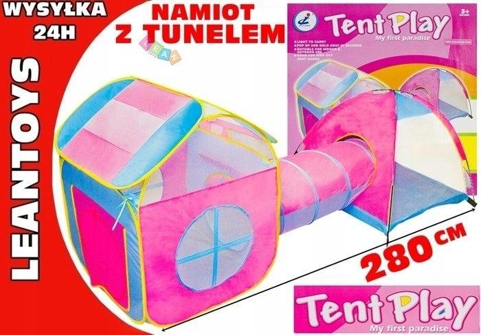 3 częściowy namiot Księżniczki domek, igloo, tunel
