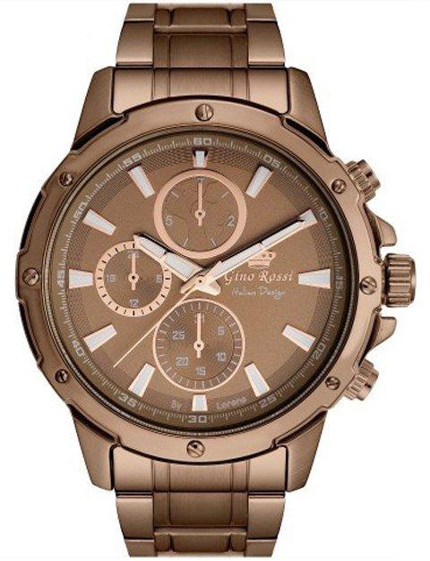 Zegarek Męski Gino Rossi 11710B-2B3