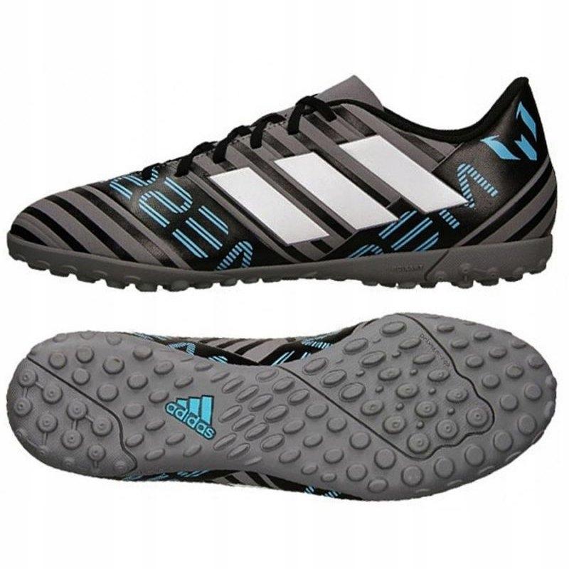 Adidas Buty halowe Messi 16.3 IN M Niebieskie r. 40 (BA9018