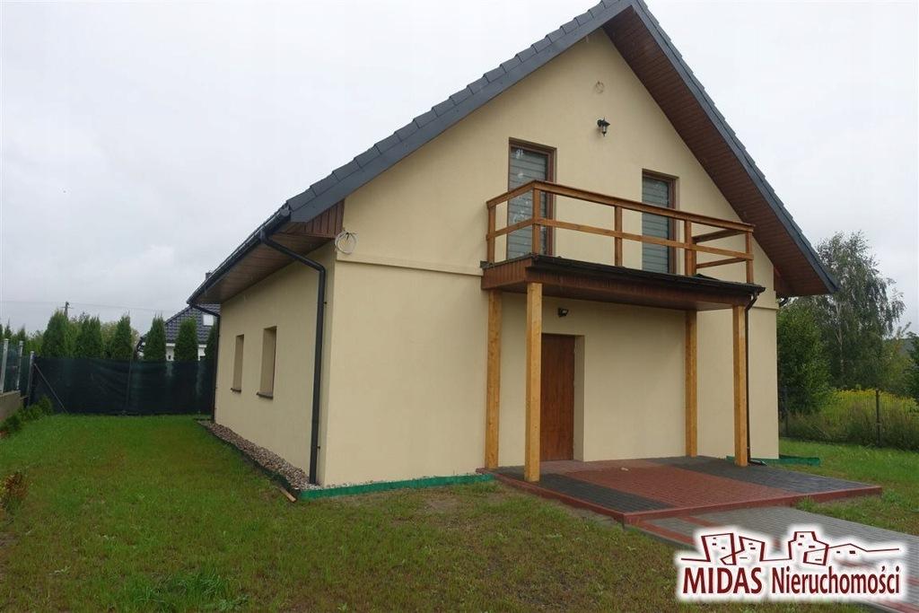 Dom, Ciechocinek, Aleksandrowski (pow.), 136 m²