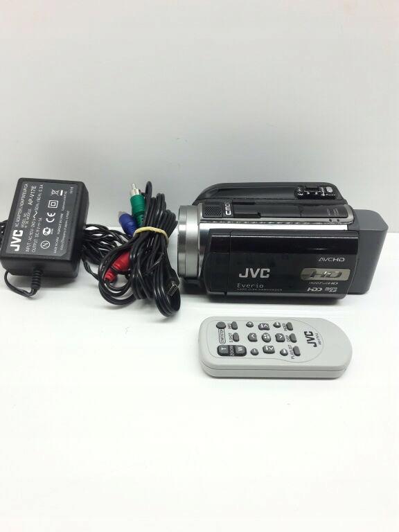 KAMERA JVC GZ-HD30E