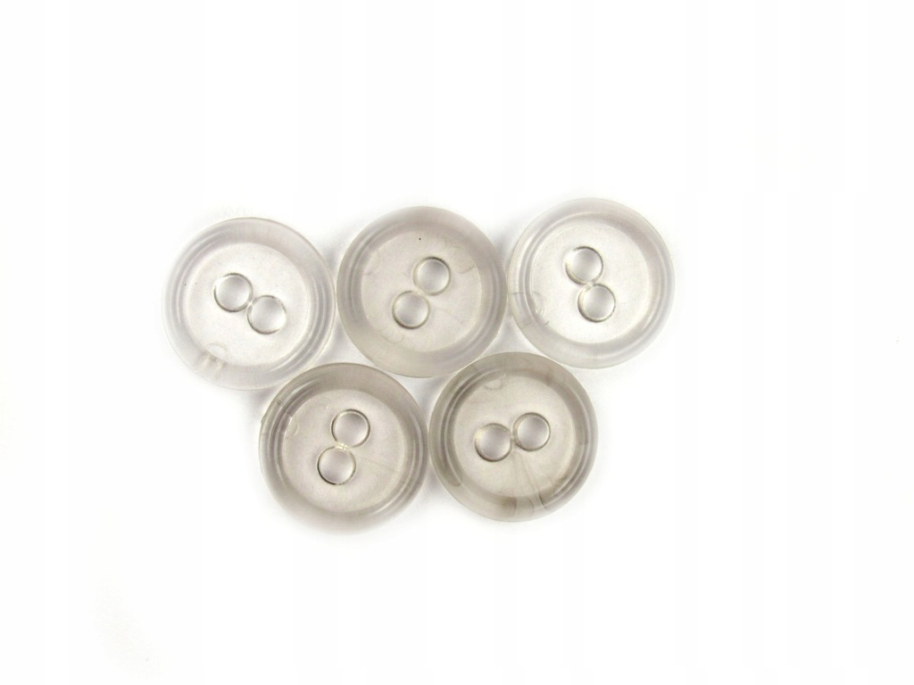 GUZIKI PLASTIKOWE 11mm 50szt. 0111