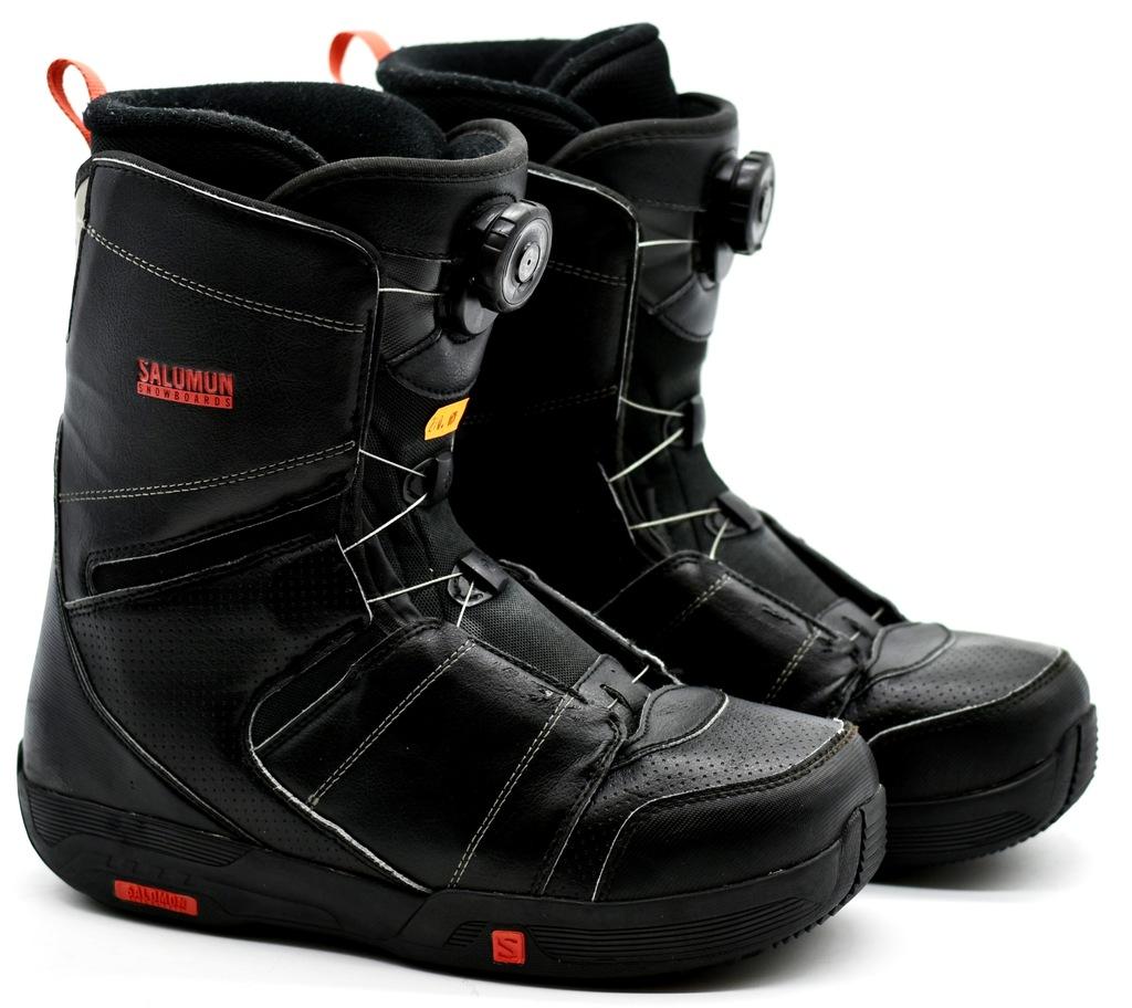 Buty Snowboardowe Salomon Faction 26 5 Cm 42eu Boa 9814881482 Oficjalne Archiwum Allegro