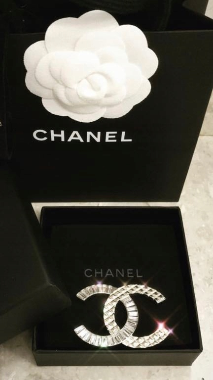 Chanel Broszka Oryginał 7810963696 Oficjalne Archiwum Allegro