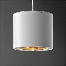 Lampa AQForm TUBA biały połysk 59641-0000-U8-PH-23