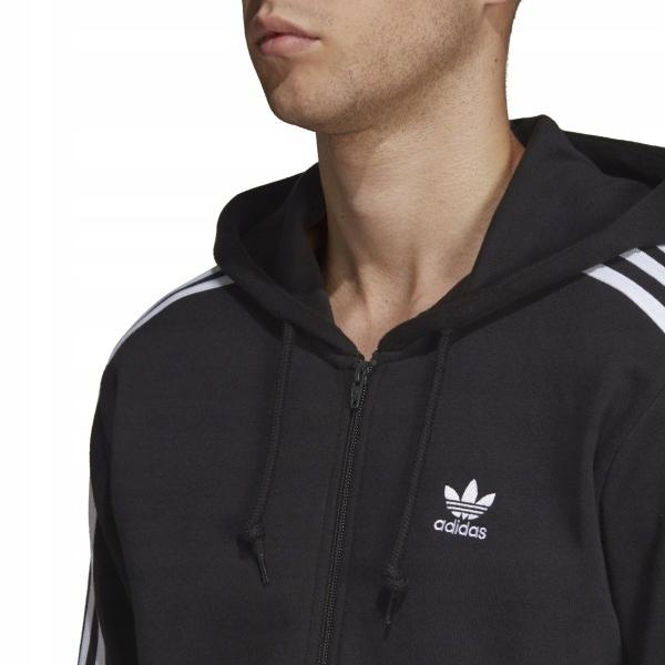 Bluza męska adidas 3 Stripes FZ DV1551