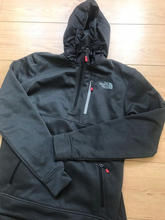 THE NORTH FACE MESKI DRES MLODZIEZOWY ROZM S SUPER