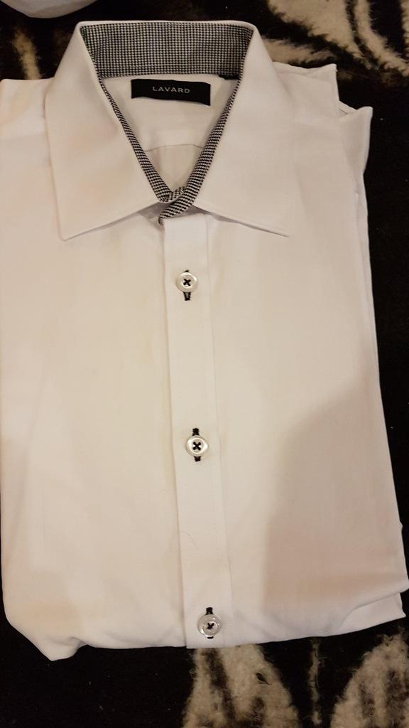 Koszule męskie regular Lavard Allegro.pl