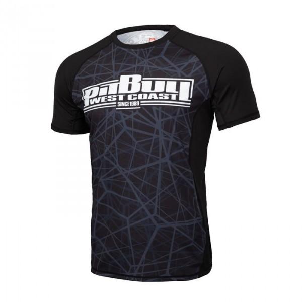 PIT BULL Rashguard Ray 19 koszulka treningowa r.S