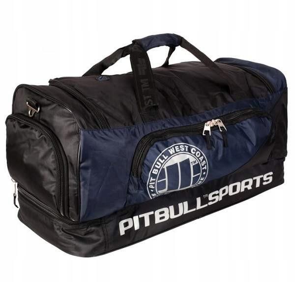 Torba sportowa Pit Bull Sports II granatowa duża