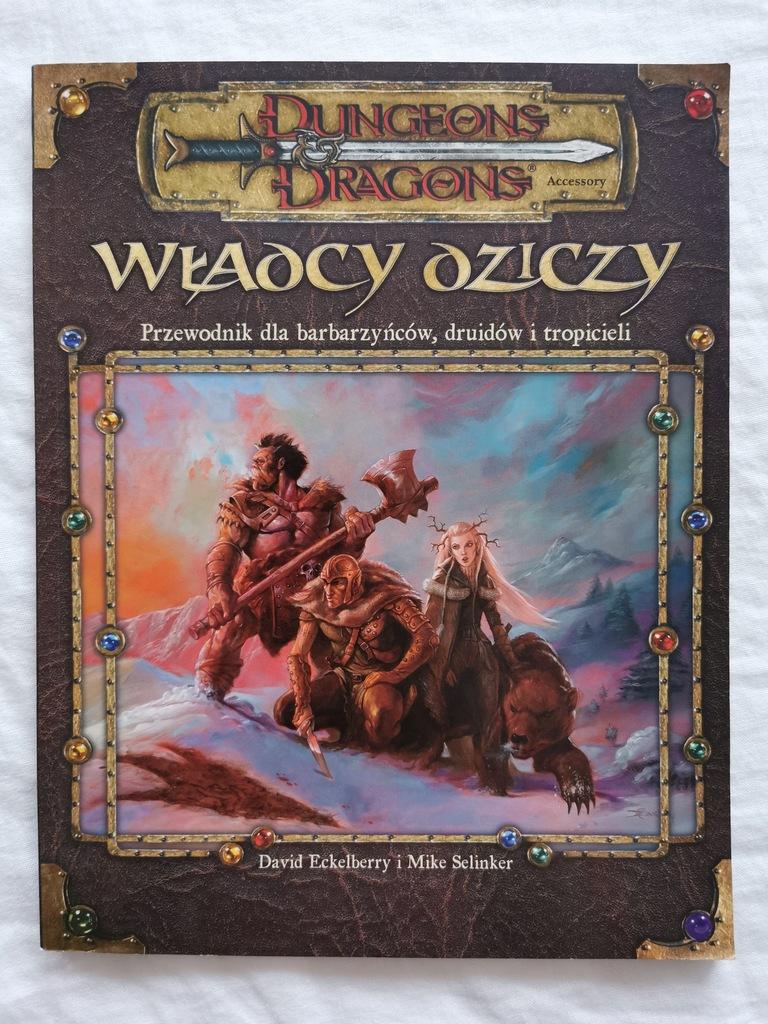 Dungeons Dragons - Władcy Dziczy