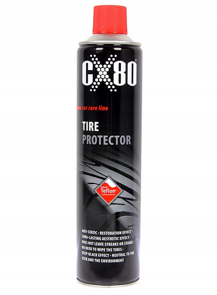 CX80 PREPARAT DO PIELĘGNACJI OPON 600ml