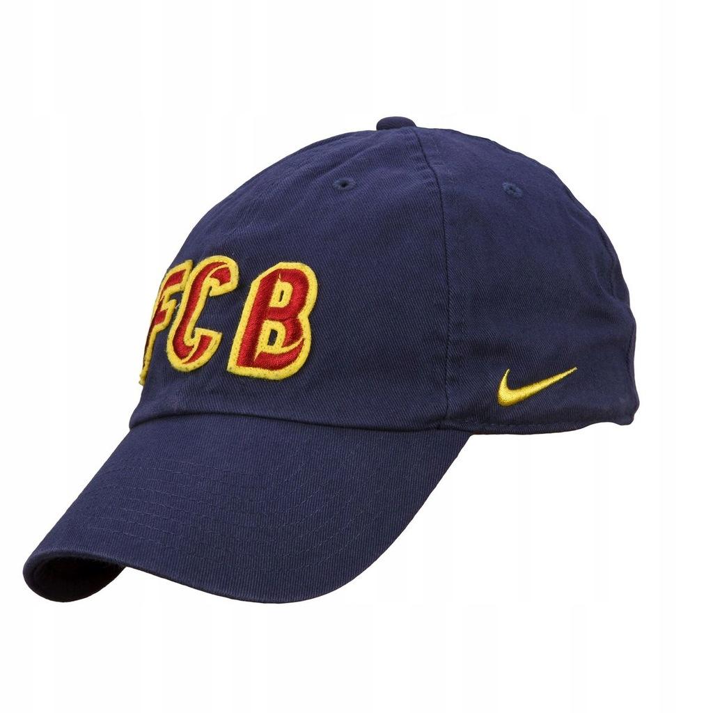 Nike czapka z daszkiem Fc Barcelona
