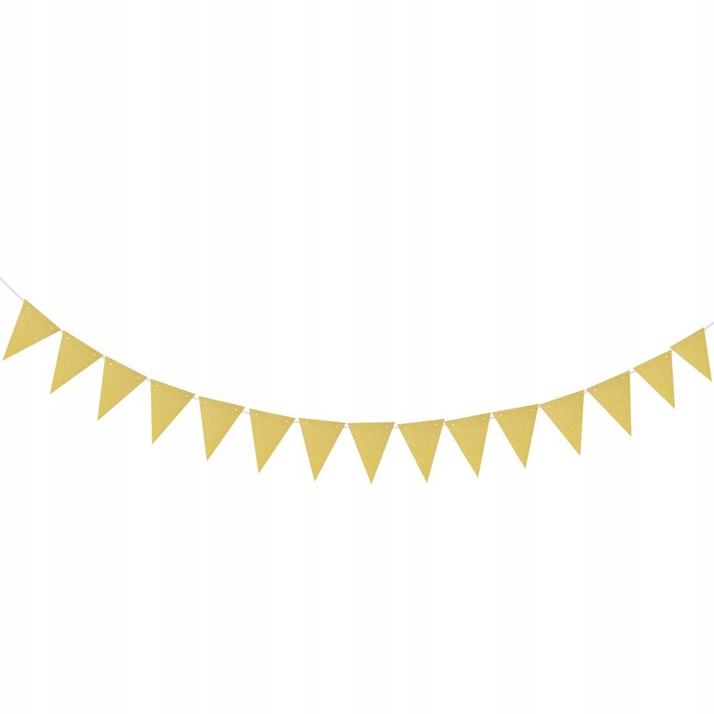 3 metry Urodziny Ozdoby brokatowe Urodziny dziecka