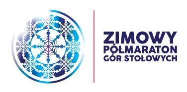 Zimowy Półmaraton Gór Stołowych - pakiet startowy