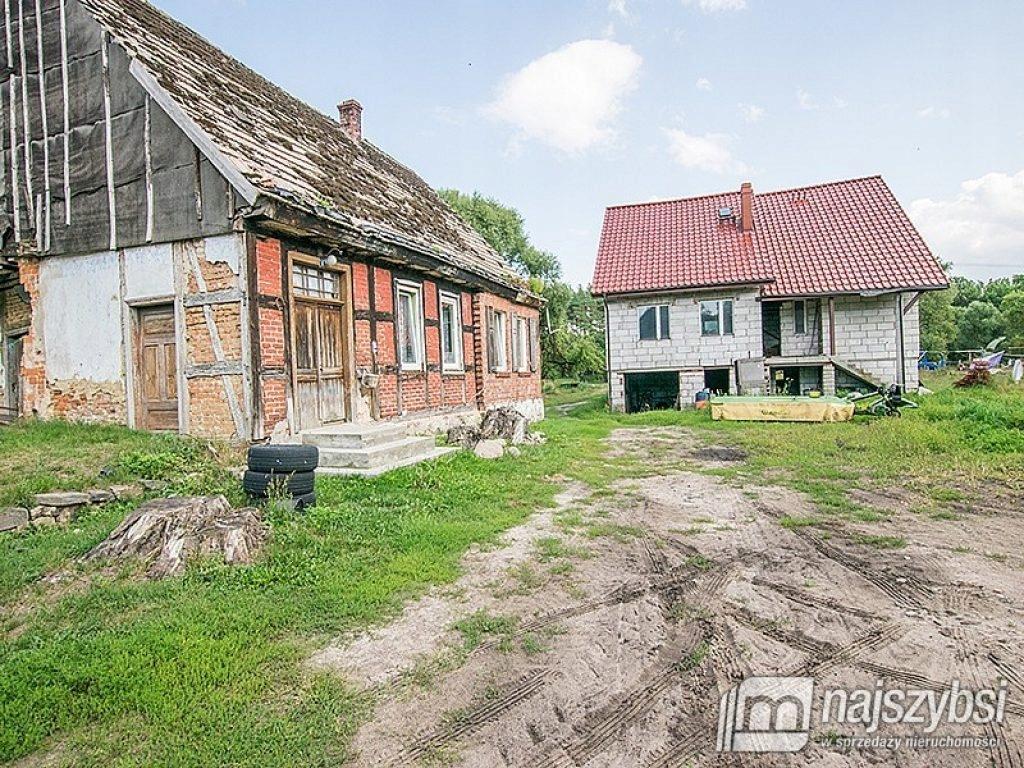Dom, Goleniów, Goleniów (gm.), 160 m²