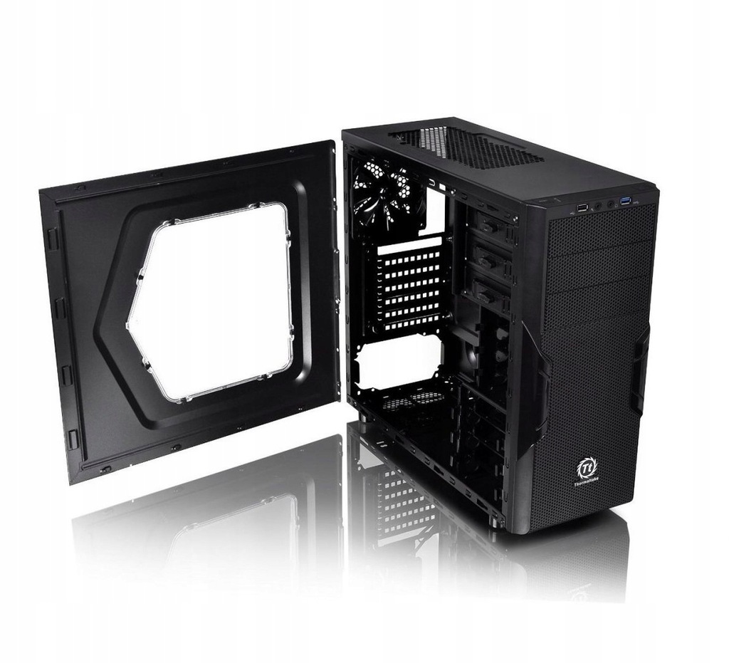 Obudowa Thermaltake Versa H22 Window CA-1B3-00M1WN