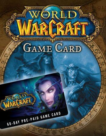 World of Warcraft   60 dni Prepaid Battle.net
