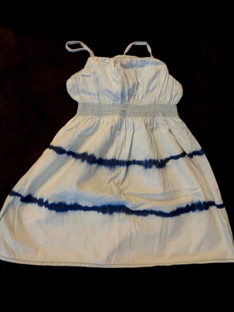 zara kids biala sukienka