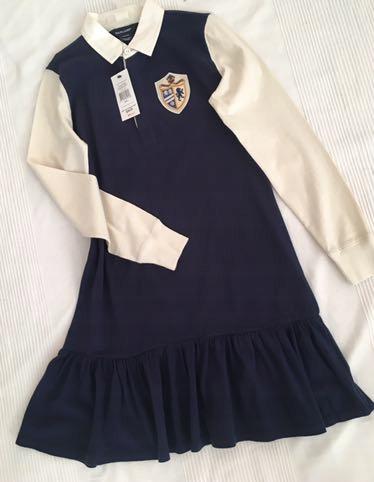 Ralph Lauren sukieneczka nowa 140-150 cm, 9-11 lat