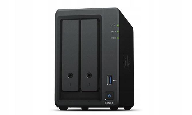 Synology serwer plików DS720+